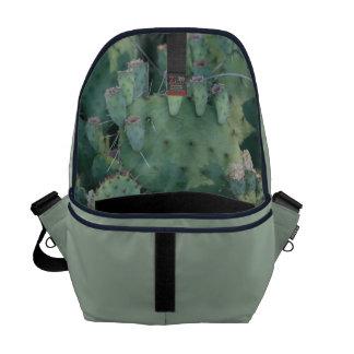 Prickley Pear Cactus Commuter Bags