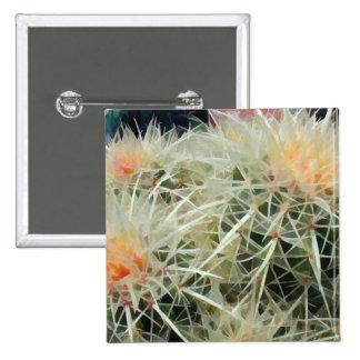 Prickly Barrel Cactus Buttons