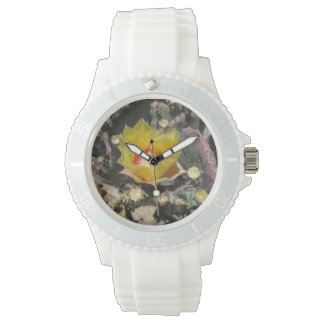 Prickly Pear Black Spined Wristwatches
