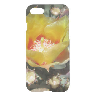 Prickly Pear Black Spined iPhone 7 Case