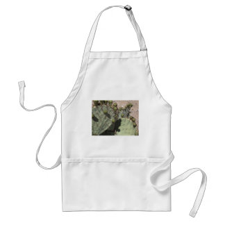Prickly Pear Buds Adult Apron