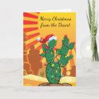 Prickly Pear Cactus  Christmas
