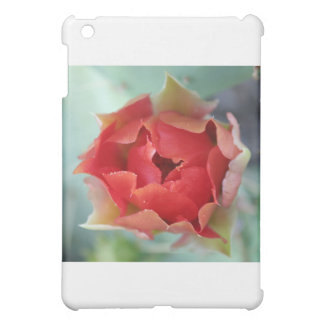 Prickly Pear Cactus Flower Case For The iPad Mini