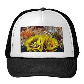 Prickly Pear Cactus Trucker Hat