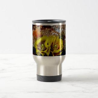 Prickly Pear Cactus Coffee Mugs