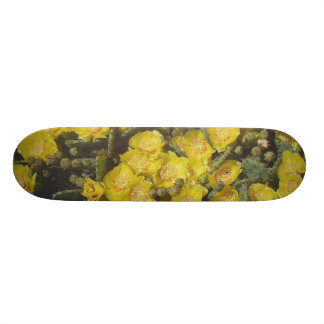 Prickly Pear Cactus Skateboard Decks