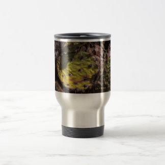 Prickly Pear Cactus Stainless Steel Travel Mug