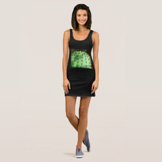 Prickly Pear Cactus  Women's Jersey Dress
