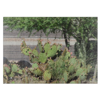 Prickly Pear cutting board