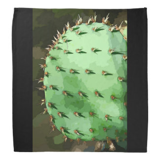 Prickly Pear Head Bandana