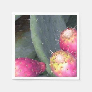Prickly Pear Napkins Paper Serviettes