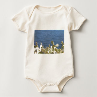 Prickly Pear on the Lake Baby Bodysuit