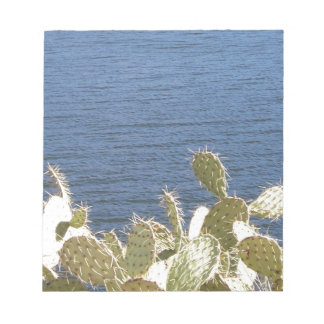 Prickly Pear on the Lake Notepads