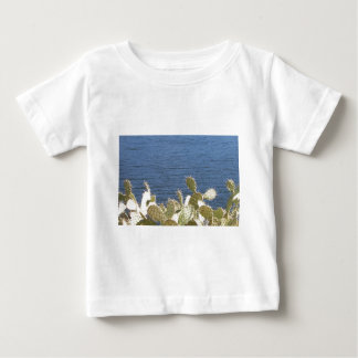 Prickly Pear on the Lake Tee Shirts