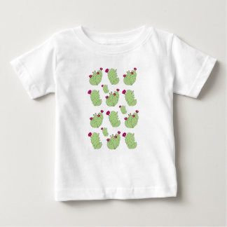 Prickly Pear Pattern Baby T-Shirt