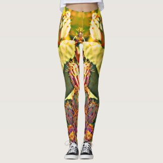 Prickly Pear Photo Art Women's Leggings
