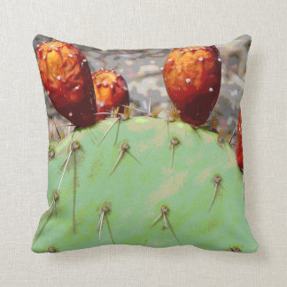 Prickly Pear Pillow Cushion