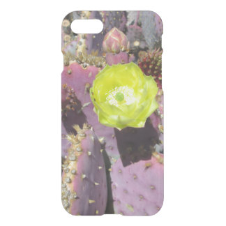Prickly Pear - Purple Yellow iPhone 7 Case