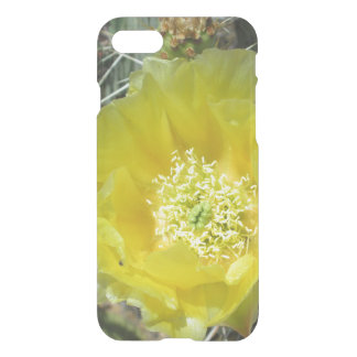 Prickly Pear Yellow Bloom Close iPhone 7 Case