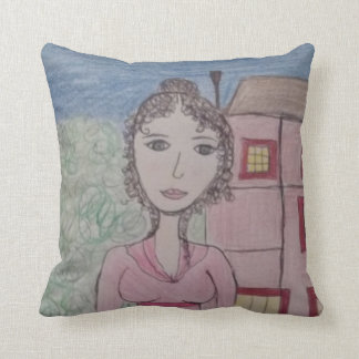 Pride and Prejudice Cushion