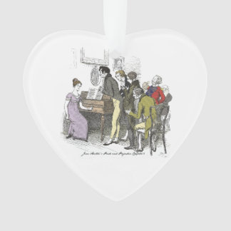 Pride and Prejudice - Elizabeth Bennet Performs Ornament