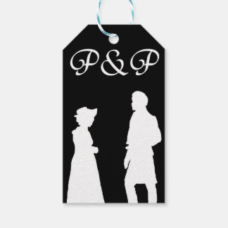 Pride and Prejudice Gift Tags