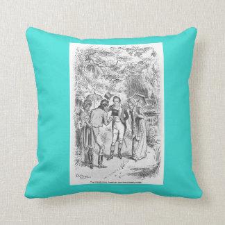 Pride and Prejudice Jane Austen Ladies Pillow
