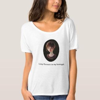 Pride and Prejudice Jane Austen Tshirt