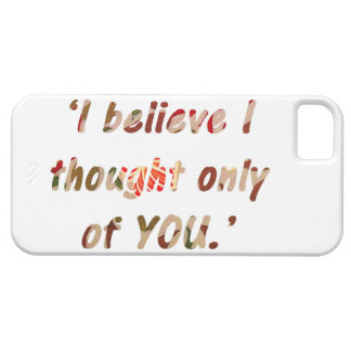 Pride and Prejudice Quote iPhone 5 Covers