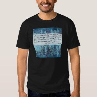 Pride and Prejudice Quote T Shirt