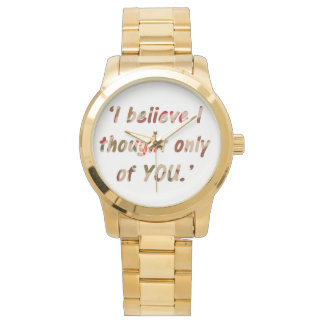 Pride and Prejudice Quote Watch