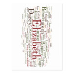 Pride and Prejudice Word Cloud