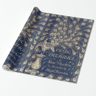 Pride and Prejudice Wrapping Paper