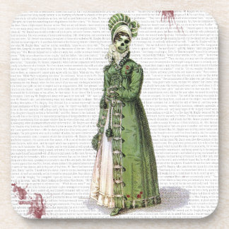 Pride and Prejudice - Zombified! Coaster