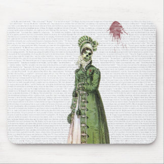 Pride and Prejudice - Zombified! Mousepads