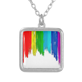 Pride Best Gift Collection Ideas Silver Plated Necklace