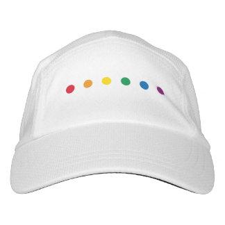 Pride   Colorful Rainbow Design Hat