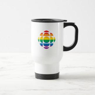 Pride Gem Travel Mug
