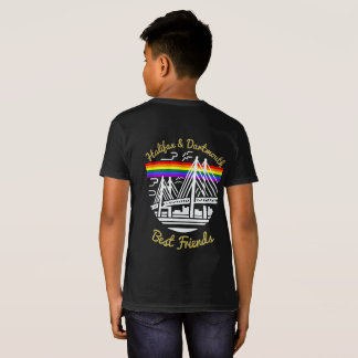 Pride Halifax Dartmouth Best Friends bridge shirt