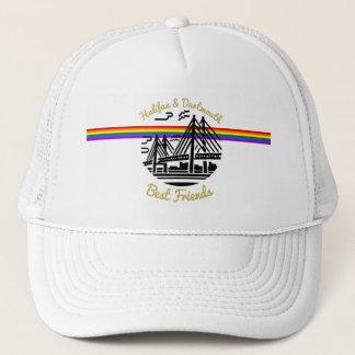 Pride Halifax Dartmouth best  friends  hat