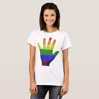 pride hand T-Shirt