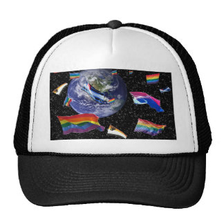 Pride in Space Cap