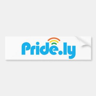 Pride.ly Bumper Sticker