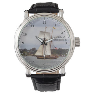 Pride of Baltimore II watch