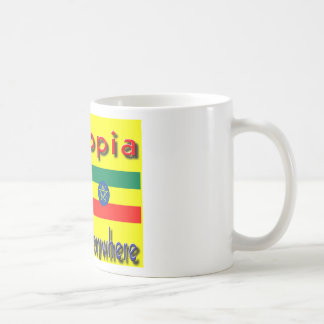 Pride of Ethiopia Coffee Mug
