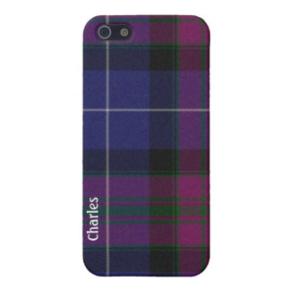 Pride of Scotland Tartan Plaid iPhone 5 Case