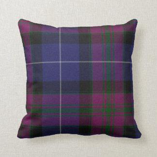 Pride of Scotland Tartan Plaid Pillow