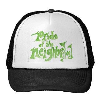 Pride of the neighborhood hat