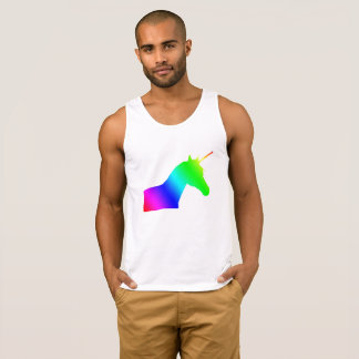 Pride Rainbow Unicorn Singlet
