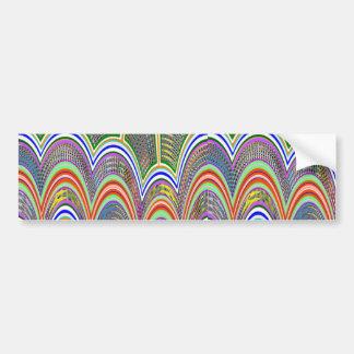 Pride Rainbows Bumper Sticker